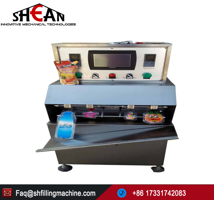 China supplier sauce oil filling machine inflatable bag price